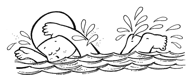 Swimming   Mickey mouse coloring pages, Mickey coloring pages ...   312x800