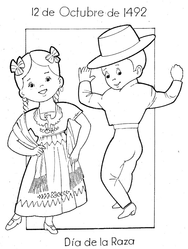 Day of the race free coloring pages coloring pages for Actividades divertidas para el salon de clases