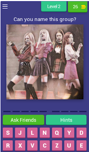 Guess the Kpop Group by Photo Quiz android2mod screenshots 3