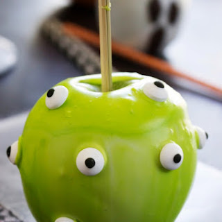 """Easy & Quick """"Candied"""" Apples"""