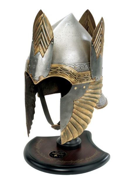 шлем из властелина колец