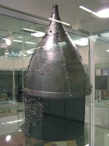 руский шлем