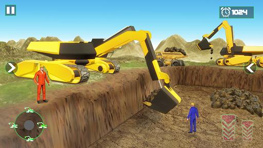 Heavy Sand Excavator Simulator 2020 modavailable screenshots 3
