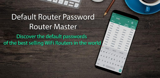 Default Router Password - Router Master for PC