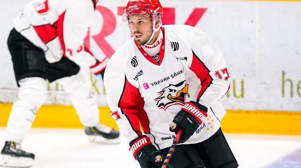 Sebastian Stålberg onnistui ainoana voittolaukauksissa tuoden Sportille voiton.