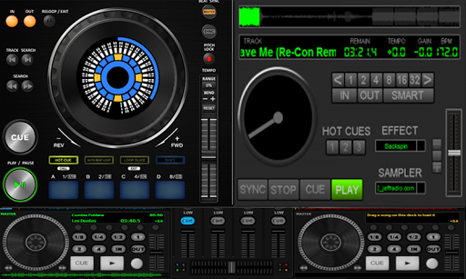 DJ Mixer Player Pro 2018 screenshot 1