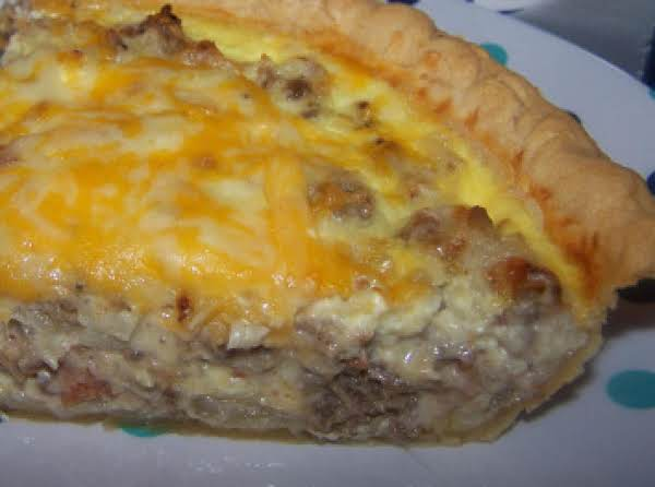 Breakfast Pie...oh My! Recipe