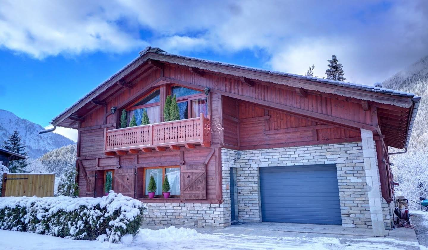 Chalet with terrace Les Houches