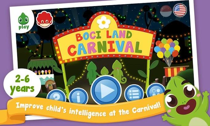 Boci Theme Park: Carnival screenshot