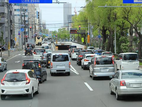 ウィラー(網走バス)「レストランバス2018」 8888 試乗会 車窓_05