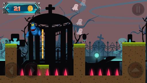 Télécharger Gratuit Blue monster adventure mod apk screenshots 6