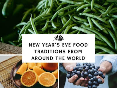 New Year's Eve Food Traditions From Around the World