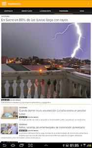 Diario Correo del Sur screenshot 9
