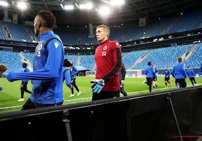 """Clement met vertrouwen in Horvath: """"Hij is gegroeid als doelman, nu heeft hij zijn kans om dat te tonen"""""""