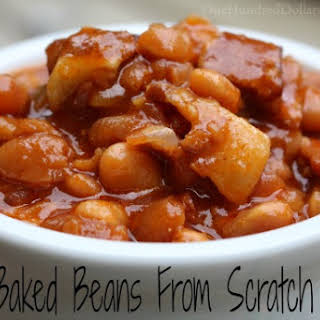 No Sugar Baked Beans Recipes.