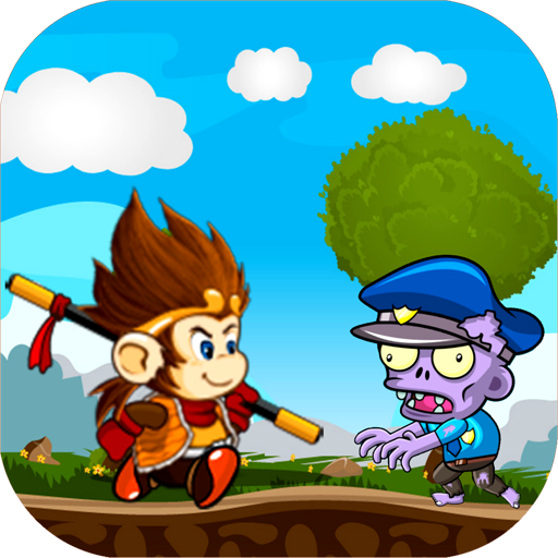 Angry Monk VS Zombies file APK for Gaming PC/PS3/PS4 Smart TV