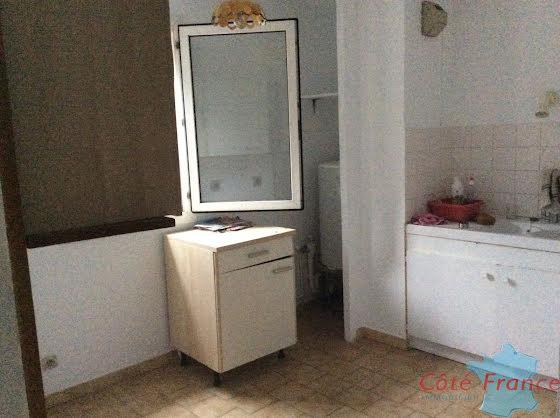Vente appartement 2 pièces 49,23 m2