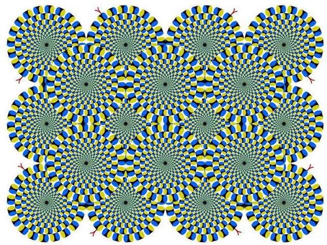 Teka-teki ilusi optik mastereon