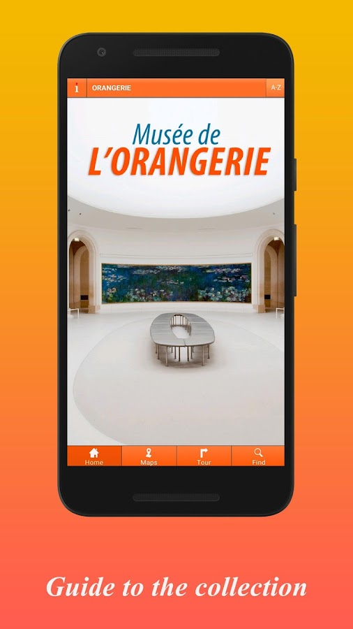 Musee de L' Orangerie Guide- screenshot