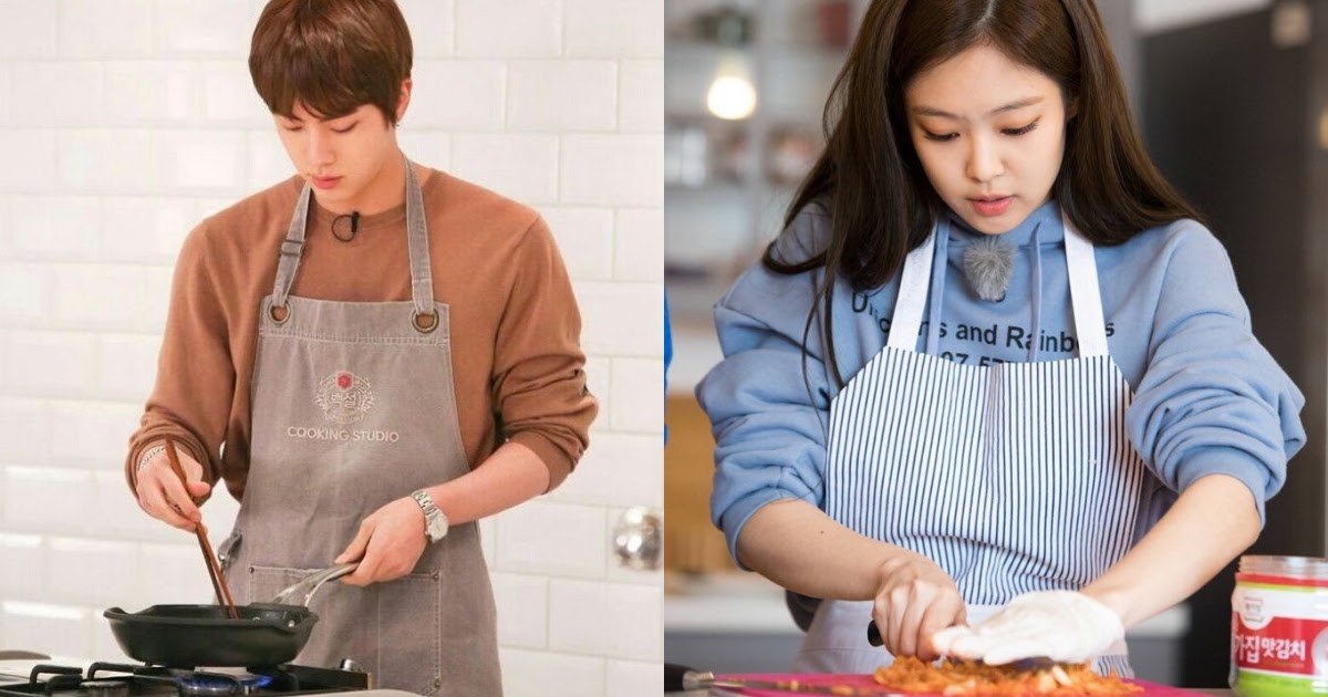 These 9 Talented K Pop Idols Boast Incredible Cooking Skills As Well Koreaboo