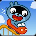 Pango Build Park : amusement park for kids 3 - 6 icon