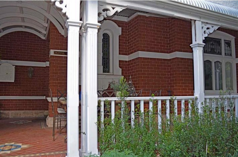 Verandah of 135 Hamersley Road Subiaco