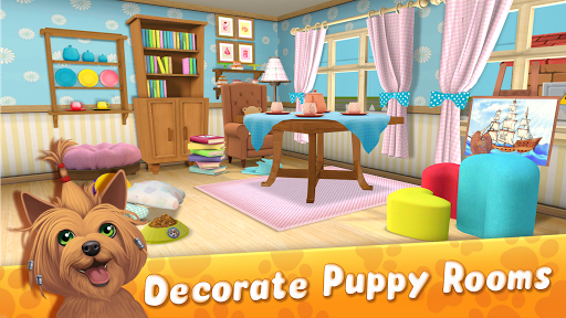Dog Town: Pet Shop Game, Care & Play with Dog filehippodl screenshot 13