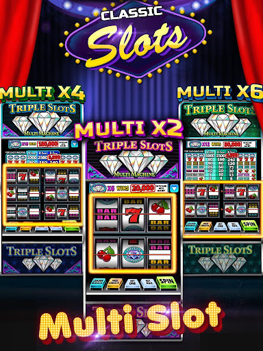 Triple ALL-IN-1 FREE Slots 1.1 screenshots 12