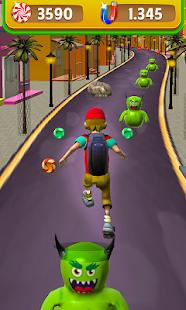 Crazy Boy Runner - náhled