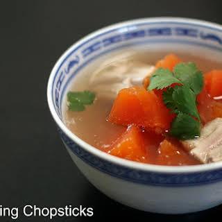 Papaya Soup Recipes.