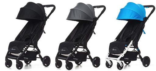 RECALL:  Ergobaby METROUS Strollers Due to Choking Hazard