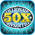 Millionaire 50x Slot Machine icon