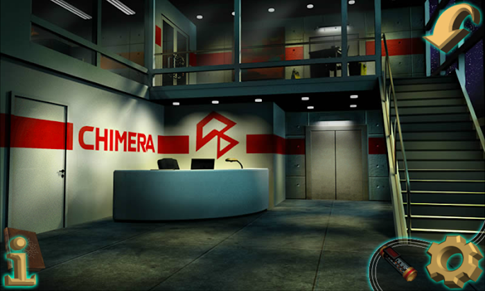 Secret of Chimera Labs- screenshot