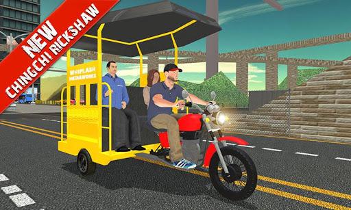 Off Road Tuk Tuk Auto Rickshaw screenshots 6