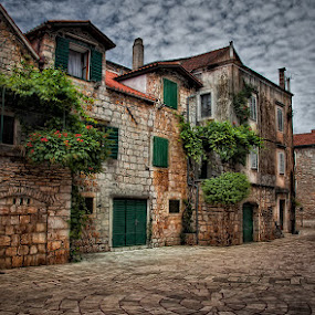 by Vasja Pinzovski - Landscapes Travel ( croatia )