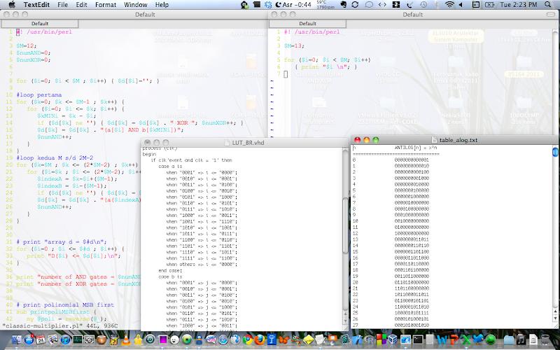 VHDL | Crypto Code