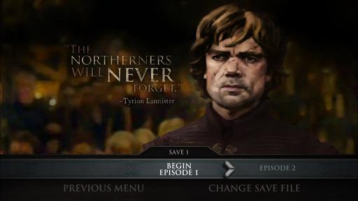 Game of Thrones screenshot 9