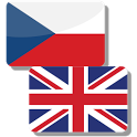 Czech-English offline dict. icon