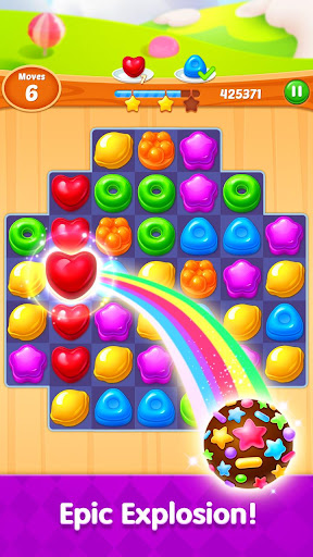 Candy Legend 2.0.3910 {cheat|hack|gameplay|apk mod|resources generator} 2