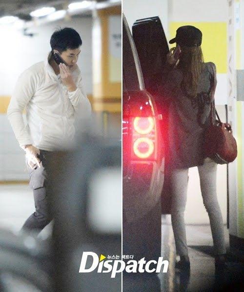 Lee Seung Gi dan Yoona SNSD