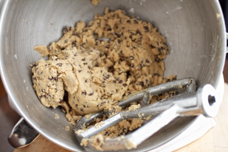 My Favorite Chocolate Chip Cookies | Naturally Ella