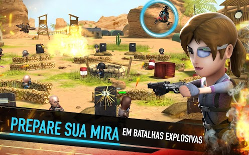 WarFriends: miniatura da captura de tela