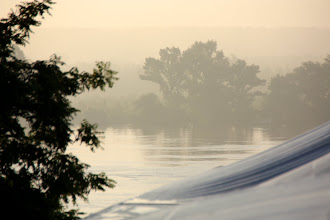 Photo: Day 80 - Early Morning Over the Danube #3