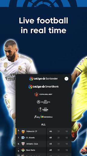 La Liga - Live Soccer Scores, Goals, Stats & News Screenshots 5
