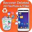 Recover Deleted All Files, Photos And Videos icon