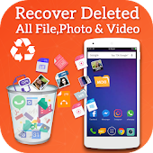 Tải Recover Deleted All Files, Photos And Videos APK