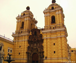 Photo: #001-Lima. Le Monasterio de San Francisco.