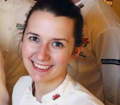 Ffion wows judges at Culinary Olympics