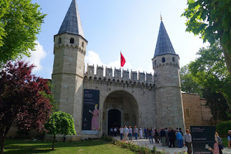 Photo: Topkapi Palace