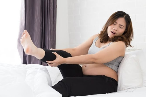 Bí quyết đẩy lùi chứng mất ngủ khi mang thai